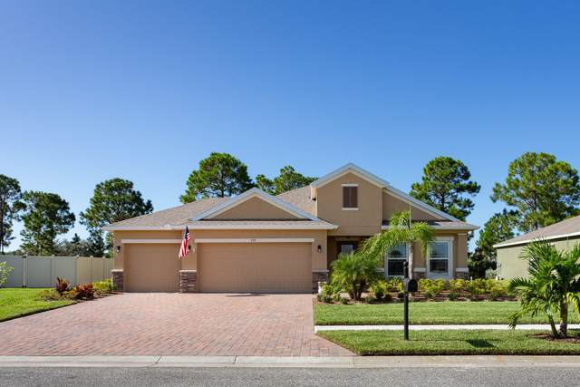 599 Easton Forest Circle SE, Palm Bay, FL 32909 (MLS #884352) :: Engel & Voelkers Melbourne Central