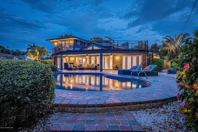 979 E Whitmire Drive, Melbourne, FL 32935 (MLS #884387) :: Blue Marlin Real Estate