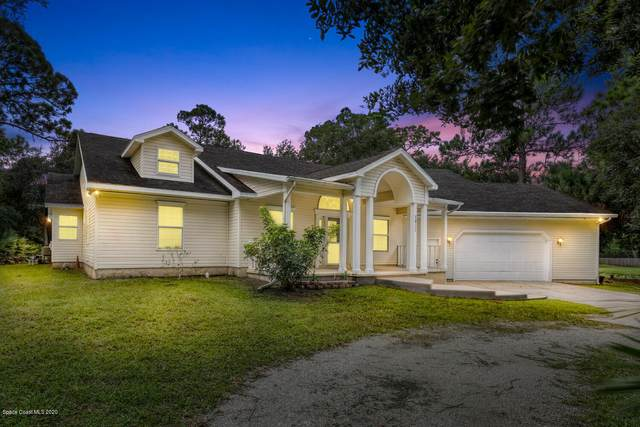 3411 Owl's Wood Way, Titusville, FL 32780 (MLS #884476) :: Coldwell Banker Realty