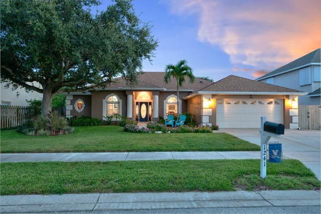 1241 Grand Cayman Drive, Merritt Island, FL 32952 (MLS #884549) :: Blue Marlin Real Estate