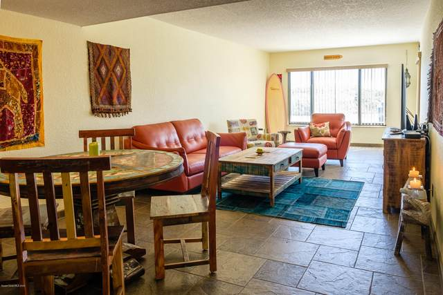 4600 Ocean Beach Boulevard #108, Cocoa Beach, FL 32931 (MLS #884620) :: Blue Marlin Real Estate