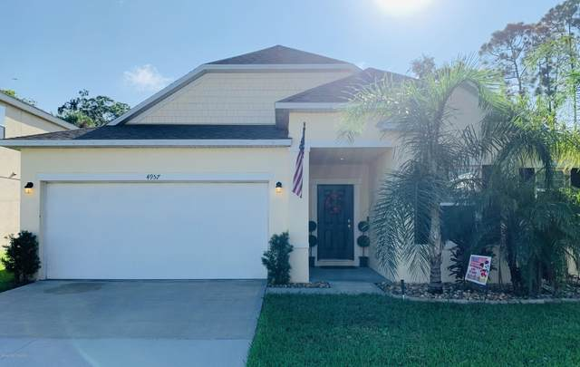 4957 Bog Hollow Road, Titusville, FL 32780 (MLS #884807) :: Blue Marlin Real Estate