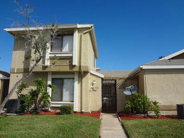 1011 Abada Court NE #102, Palm Bay, FL 32905 (MLS #884825) :: Coldwell Banker Realty