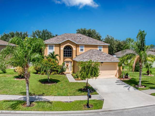 5000 Spinet Drive, Melbourne, FL 32940 (MLS #885054) :: Premium Properties Real Estate Services