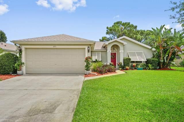 6971 Mulberry Court, Viera, FL 32940 (MLS #885078) :: Blue Marlin Real Estate