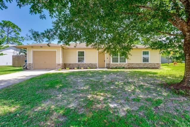 827 Crawford Avenue SE, Palm Bay, FL 32909 (MLS #885254) :: Coldwell Banker Realty