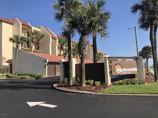 105 Highway A1a #105, Satellite Beach, FL 32937 (MLS #885301) :: Blue Marlin Real Estate