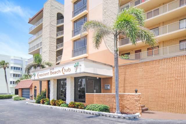 3115 S Atlantic Avenue #501, Cocoa Beach, FL 32931 (MLS #885355) :: Blue Marlin Real Estate