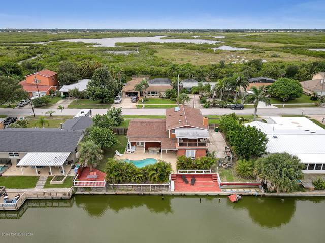 1560 Tarpon Street, Merritt Island, FL 32952 (MLS #885384) :: Coldwell Banker Realty