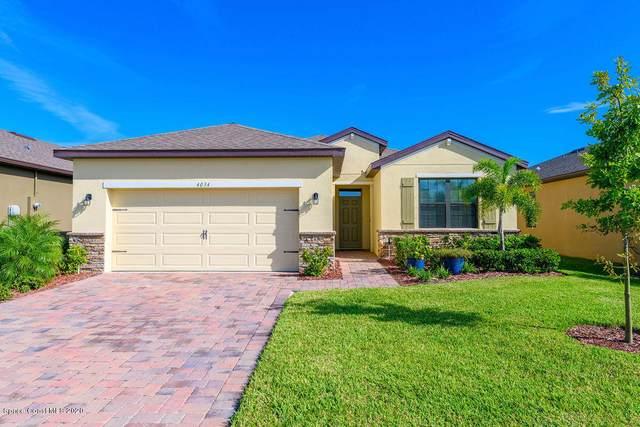 4034 Caladium Circle, West Melbourne, FL 32904 (MLS #885480) :: Blue Marlin Real Estate