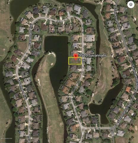 3520 Savannahs Trail, Merritt Island, FL 32953 (MLS #885503) :: Blue Marlin Real Estate