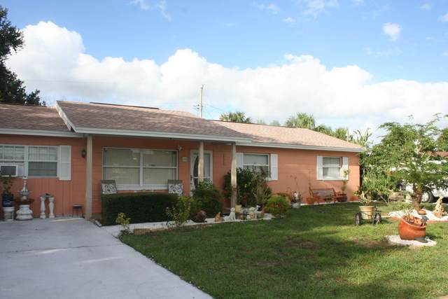 520 Harrison Street, Titusville, FL 32780 (MLS #885567) :: Blue Marlin Real Estate