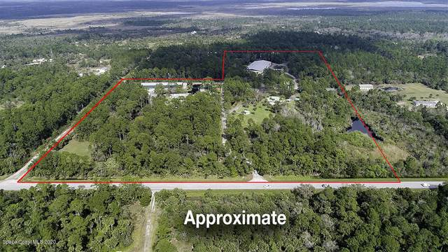 9030 Sr 46 #46, Mims, FL 32754 (MLS #885586) :: Coldwell Banker Realty