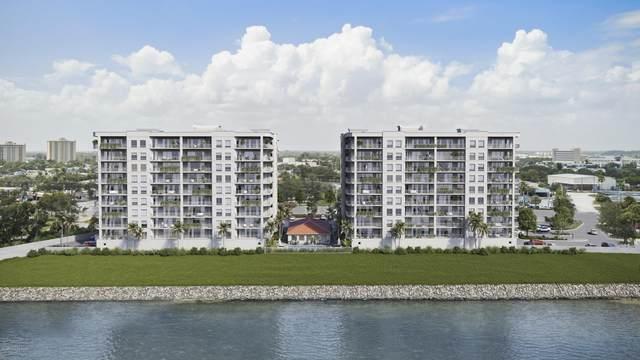1435 S Harbor City Boulevard #503, Melbourne, FL 32901 (MLS #885649) :: Premium Properties Real Estate Services