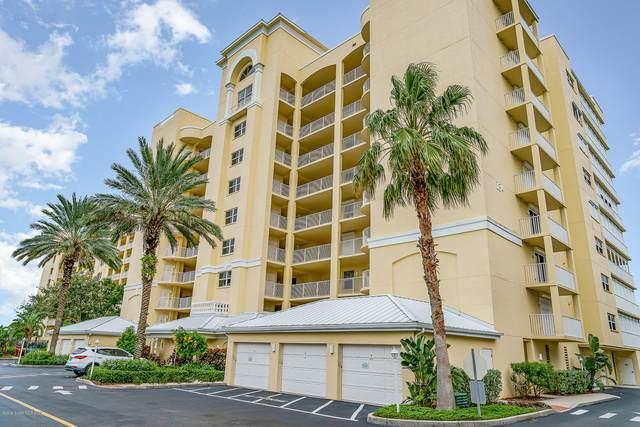 134 Starboard Lane #404, Merritt Island, FL 32953 (MLS #885660) :: Coldwell Banker Realty