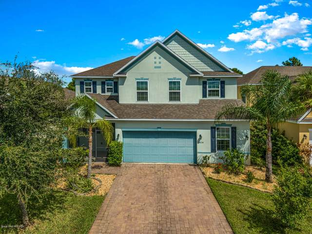 5404 Brilliance Circle, Cocoa, FL 32926 (MLS #885852) :: Blue Marlin Real Estate