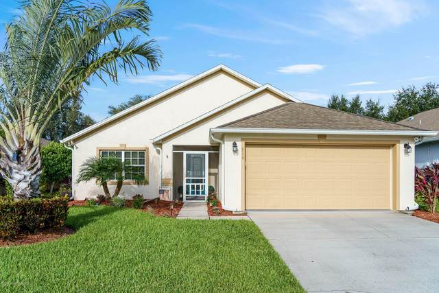 614 Brockton Way, Melbourne, FL 32904 (MLS #885888) :: Blue Marlin Real Estate