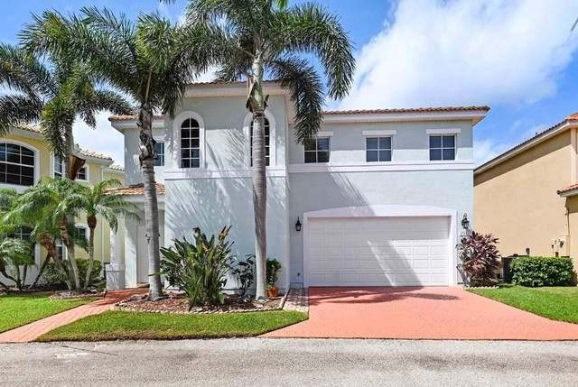 1344 Gem Circle #23, Rockledge, FL 32955 (MLS #885893) :: Blue Marlin Real Estate