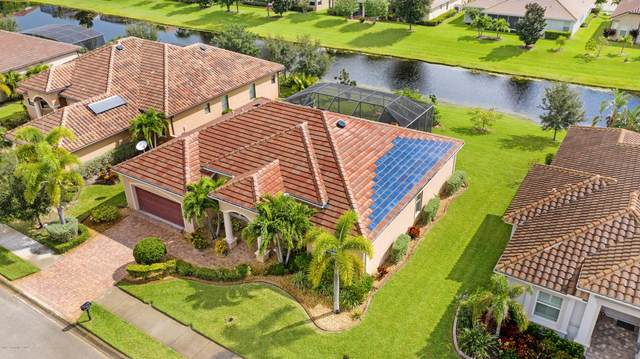 1333 Tralee Bay Avenue, Melbourne, FL 32940 (MLS #885894) :: Blue Marlin Real Estate