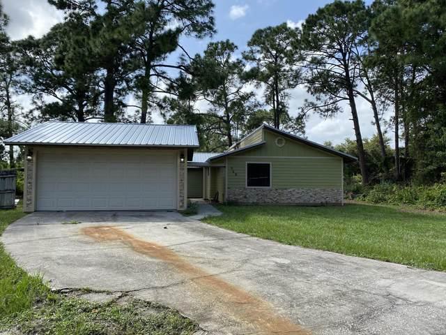 948 Gulfport Road SE, Palm Bay, FL 32909 (MLS #885957) :: Blue Marlin Real Estate