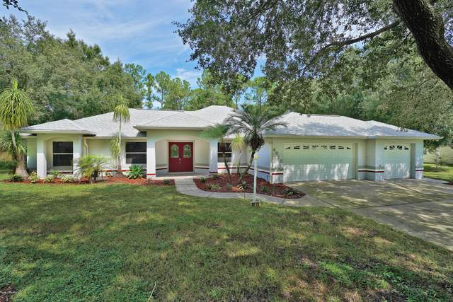 4618 N Friday Circle, Cocoa, FL 32926 (MLS #886011) :: Engel & Voelkers Melbourne Central