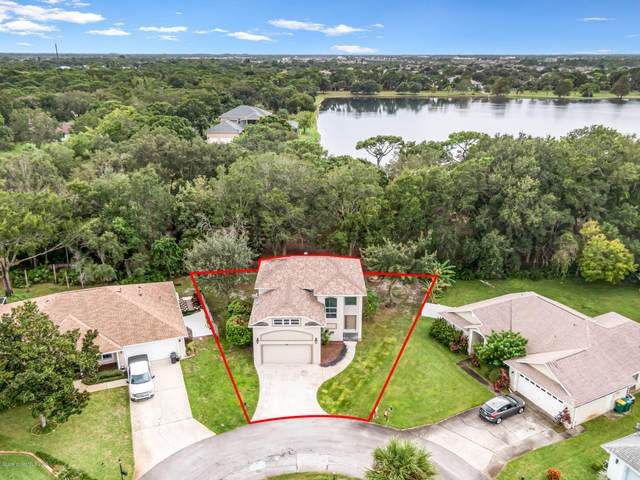 703 Samuel Chase Lane W, West Melbourne, FL 32904 (MLS #886085) :: Coldwell Banker Realty