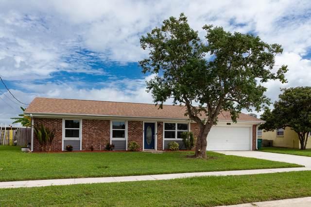 1400 Glen Haven Drive, Merritt Island, FL 32952 (MLS #886086) :: Blue Marlin Real Estate