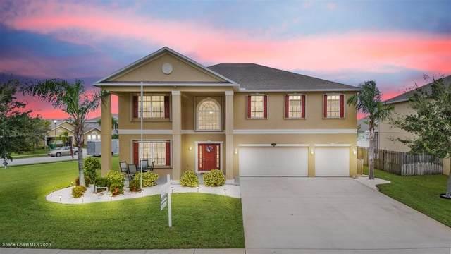 3416 Slate Street, West Melbourne, FL 32904 (MLS #886089) :: Blue Marlin Real Estate