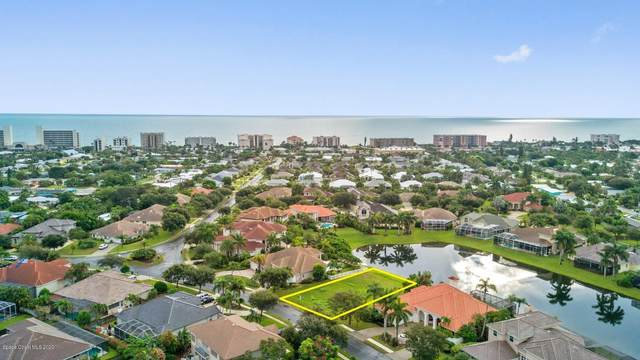 295 Normandy Drive, Indialantic, FL 32903 (MLS #886160) :: Coldwell Banker Realty