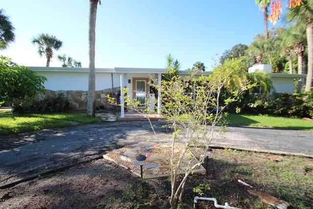 105 Devonshire Drive, Melbourne, FL 32901 (MLS #886232) :: Blue Marlin Real Estate