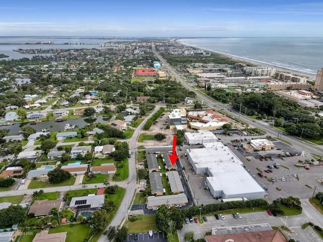 714 Catalina Road #9, Cocoa Beach, FL 32931 (MLS #886260) :: Blue Marlin Real Estate