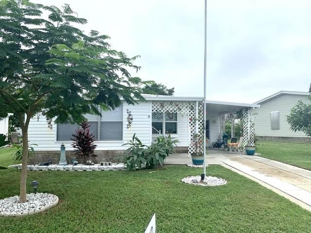 816 Wren Circle, Barefoot Bay, FL 32976 (MLS #886307) :: Premium Properties Real Estate Services