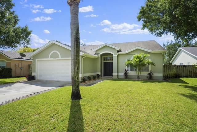 6972 Willow Court, Melbourne, FL 32940 (MLS #886334) :: Blue Marlin Real Estate
