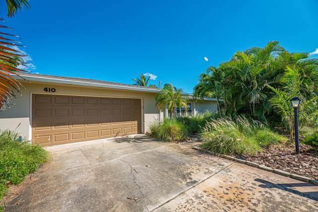 410 Hamlin Avenue, Satellite Beach, FL 32937 (MLS #886382) :: Blue Marlin Real Estate