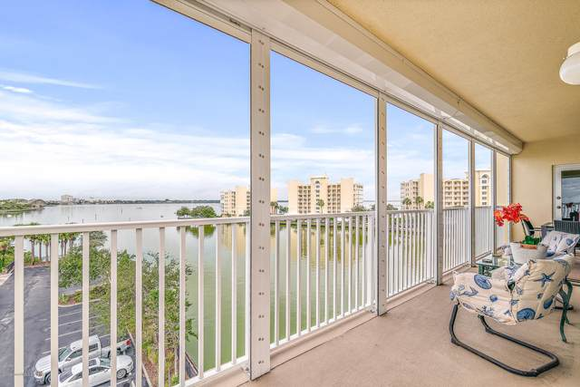 134 Starboard Lane #401, Merritt Island, FL 32953 (MLS #886519) :: Coldwell Banker Realty