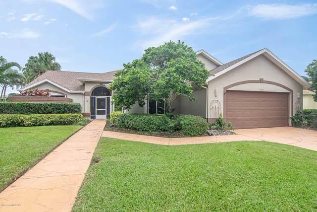 5651 Herons Landing Drive, Rockledge, FL 32955 (MLS #886533) :: Premium Properties Real Estate Services