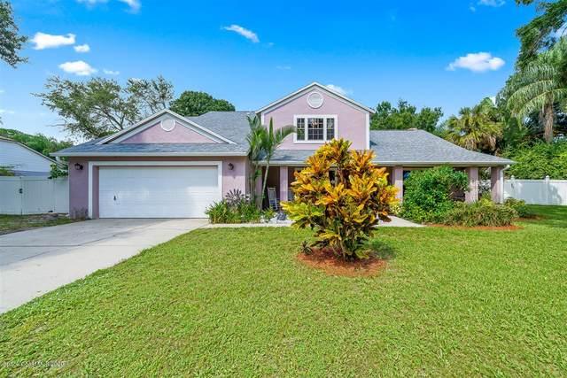 656 Millwheel Drive, Merritt Island, FL 32952 (MLS #886565) :: Premium Properties Real Estate Services