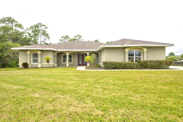 3224 Pheasant Trail, Mims, FL 32754 (MLS #886652) :: Blue Marlin Real Estate
