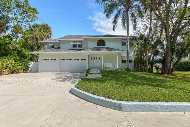 100 Bonita Street, Titusville, FL 32780 (MLS #886756) :: Coldwell Banker Realty