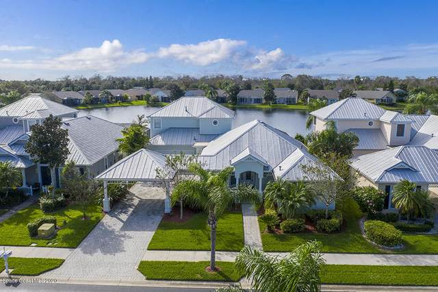 1532 Vestavia Circle, Melbourne, FL 32940 (MLS #886799) :: Coldwell Banker Realty