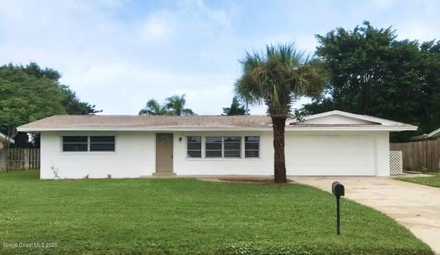 206 Greenway Avenue, Satellite Beach, FL 32937 (MLS #886850) :: Premium Properties Real Estate Services