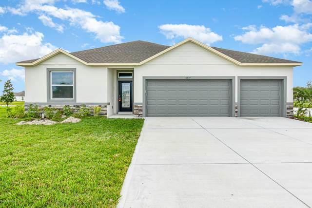 4319 Lago Vista Drive, Micco, FL 32976 (MLS #886857) :: Premium Properties Real Estate Services