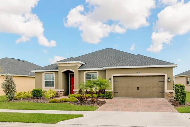 2960 Anza Street, Melbourne, FL 32940 (MLS #887128) :: Blue Marlin Real Estate