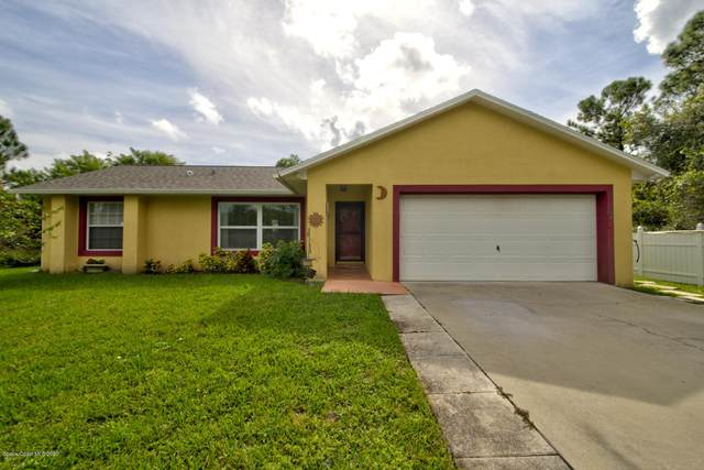 984 Ray Road SE, Palm Bay, FL 32909 (MLS #887139) :: Premium Properties Real Estate Services