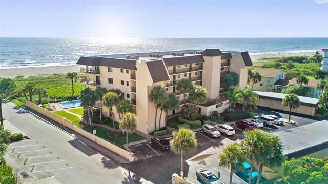 555 Jackson Avenue #103, Cape Canaveral, FL 32920 (MLS #887320) :: Premium Properties Real Estate Services