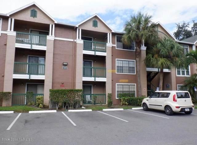 7667 N Wickham Road #113, Melbourne, FL 32940 (MLS #887385) :: Blue Marlin Real Estate
