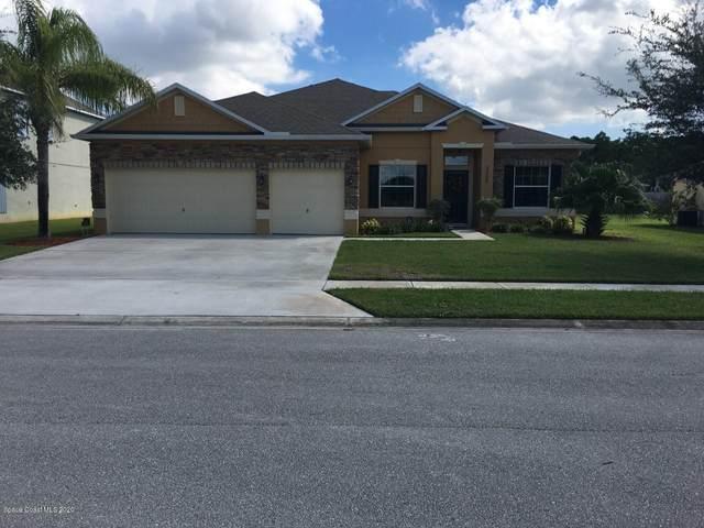 3359 Sepia Street, West Melbourne, FL 32904 (MLS #887482) :: Blue Marlin Real Estate