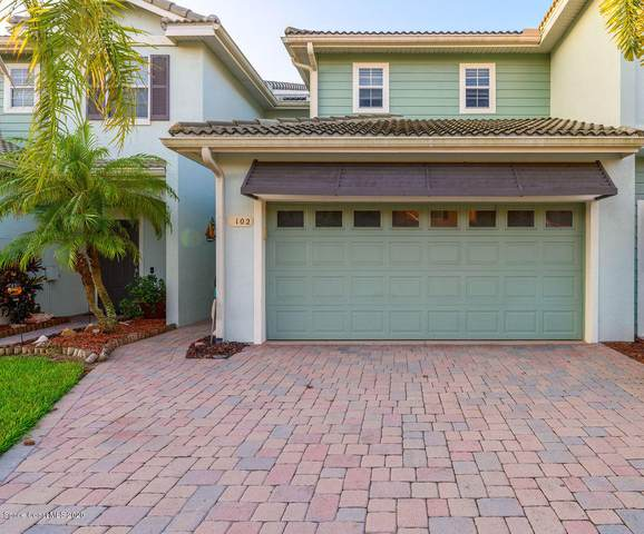 1380 Isabella Drive #102, Melbourne, FL 32935 (MLS #887527) :: Coldwell Banker Realty