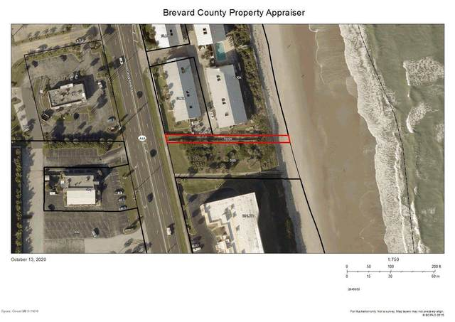 0000 Highway A1a, Indian Harbour Beach, FL 32937 (MLS #887587) :: Premium Properties Real Estate Services