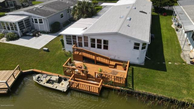 169 Rosewood Drive, Cocoa, FL 32926 (MLS #887647) :: Premium Properties Real Estate Services
